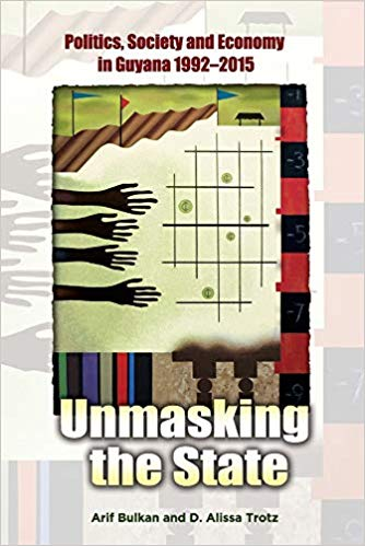 book cover unmasking state